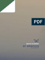 Le Breton, David (1997) - El silencio.pdf