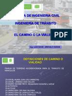Archivo4816 - El Camino o La Vialidad