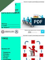 Uputstva Za Izradu i Realizaciju Prezentacije (1)