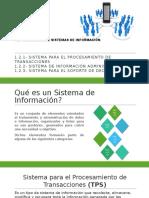 Categoria de Los Sistemas de Informacion1