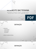MENINGITE-BACTERIANA