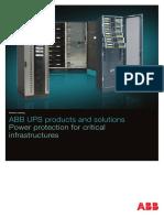 ABB UPS Product Catalog En