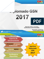 D-GSN Encuentro (28, 29 y 30-11-16)