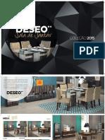 Catalogo Sala Jantar Deseo