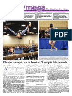 Flavin competes in Junior Olympic Nationals