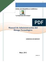 Manual de Riesgo Tecnologico - Febrero 2013 Completo (2)