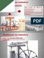 Mudanças Na Indústria Sec Xix Hgp 6º