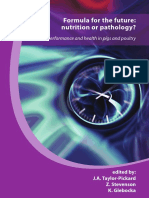J. a. Taylor-Pickard, Z. Stevenson, K. Glebocka-Formula for the Future_ Nutrition or Pathology_ Elevating Performance and Health in Pigs and Poultry-Wageningen Academic Publishers (2008)