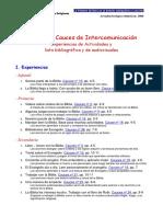 8 Lista Bibliografia y DVDs