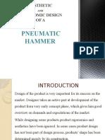 Presentation PNEUMATIC HAMMER