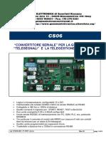 GE CS06-BC-IT-R01