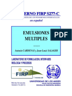 11 FIRP Cardenas Salager Emulsion Multiple S277C