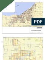 Cleveland Pavement Management Survey 2015 Maps