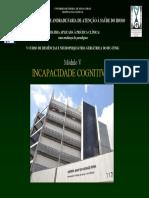 Incapacidade Cognitiva II - UFMG