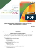 COMPARACIÓN ENTRE EL MAPA CURRICULAR DEL NUEVO MODELO EDUCATIVO 2016 Y EL MAPA CURRICULAR DEL PLAN DE ESTUDIOS 2011.pdf