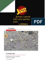 Borjan DAS and Splitter Plan 5091