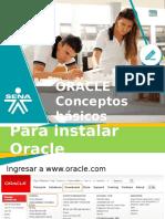 Oracle Básico