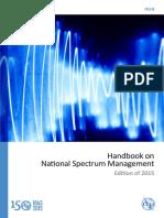 Handbook on National Spectrum Management 2015