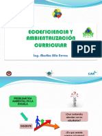 Ambientalización Curricular