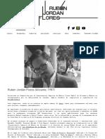 jordanflores | biografía