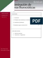 6. Eliminacion de barrera Burocráticas. Indecopi.pdf