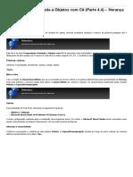 Sinergia - Programação Orientada a Objetos Com C# (Parte 4.4) – Herança