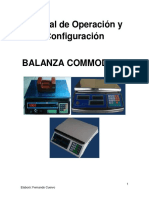 2. Manual de Usuario Balanza Commodore