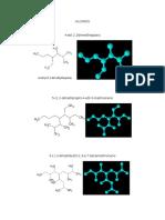Practica de Laboratorio en ChemSketch