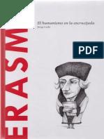 Erasmo. El Humanismo en La Encrucijada