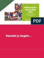 EPiServer Gathering - Hoe Ontwikkel Je Beheersbare Meertalige Sites