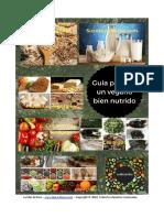 Guía Para Ser Un Vegano Bien Nutrido