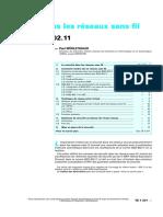 Securite Dans Les Reseaux Sans Fil - Norme IEEE 802.1