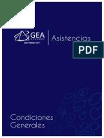 Condiciones Generales Asistencia Dental Ctas