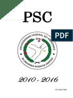 PSC - UFAM [2010 - 2016] + Gabarito