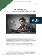 Síndrome de Burnout Em Professores_ Como Identificar e Tratar _ Escribo