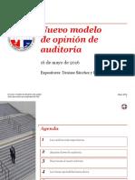 El Nuevo Modelo del Dictámen del Auditor - presentació semana del Contador (ICPARD) Mayo 2016 final.pdf