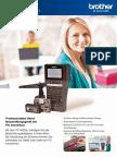 P-Touch PT-H500LI Prospekt P-Touch H500LI 3