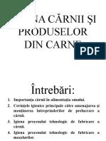 Igiena Carnii Produse Carne1
