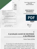 Tomaz Tadeu Silva_A produção social da identidade e da diferença