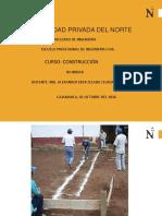 Construcción Practica 1 Trazo