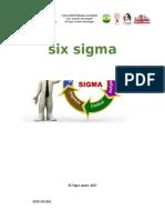 Analisis Six Sigma