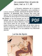 Lírica Horacio