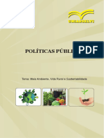 Meio Ambiente, Vida Rural e Su