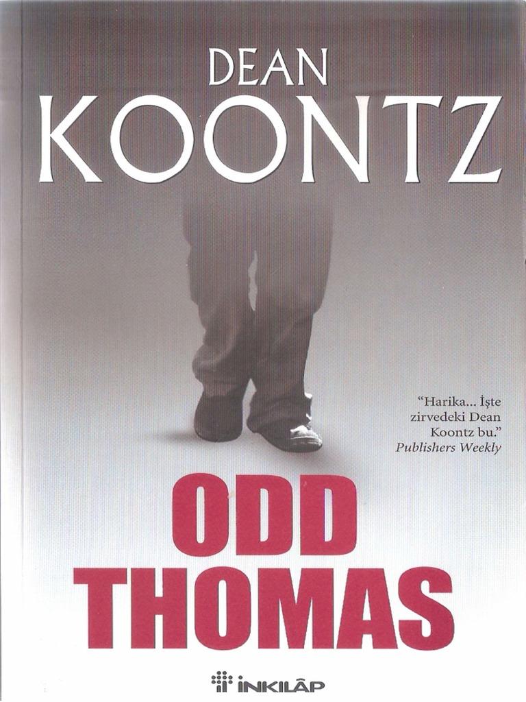 6af0f8628aea8 Dean Koontz - Odd Thomas