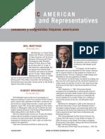 Hispanic American Senators and Representatives