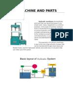 5 Machine and Parts