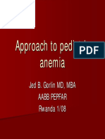 Approach to Pediatric Anemia