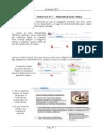 OneNote 2013 Prácticas