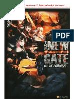 The New Gate Volumen 5 (TD CarlecBen)