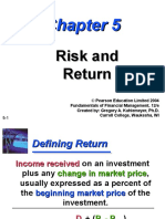 2 Risk and Return.ppt